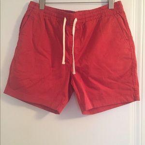 Jcrew dock shorts